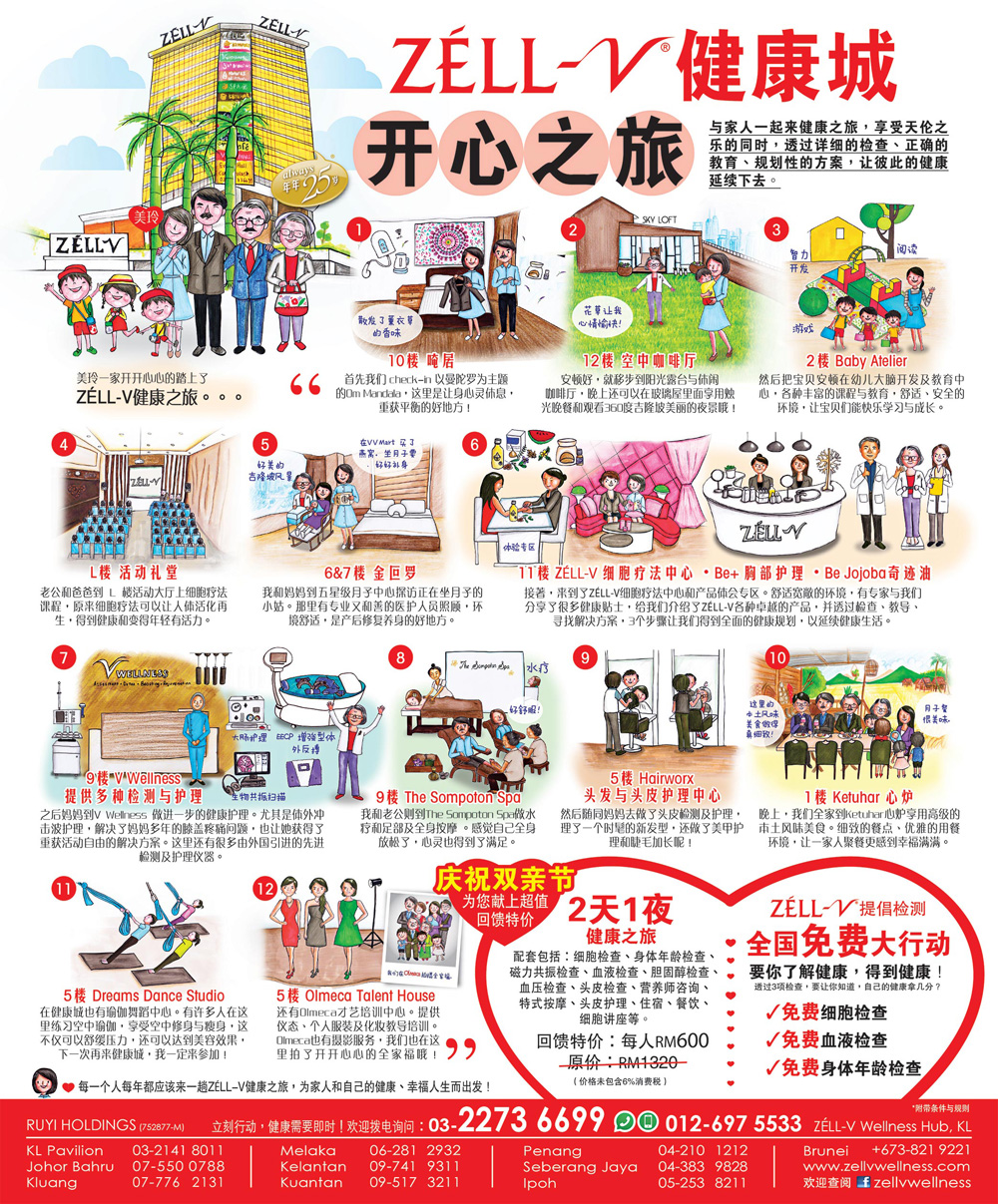 Zell-V @ Sin Chew (May' 17)